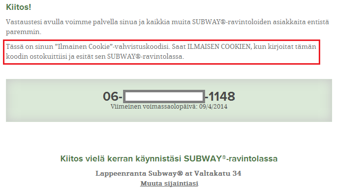 tellsubway-ilmainen-cookie-success01